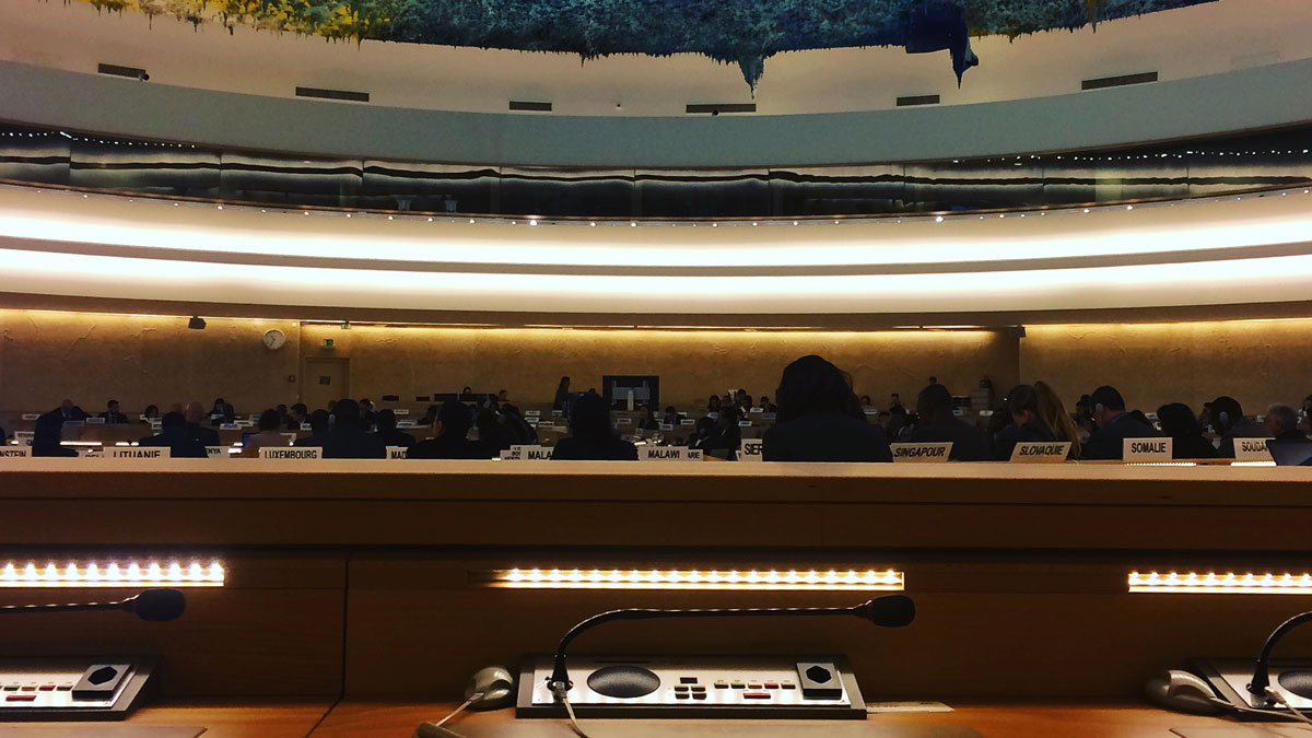 The United Nations Human Rights Council adopted Resolution 37/4 on the right to adequate housing