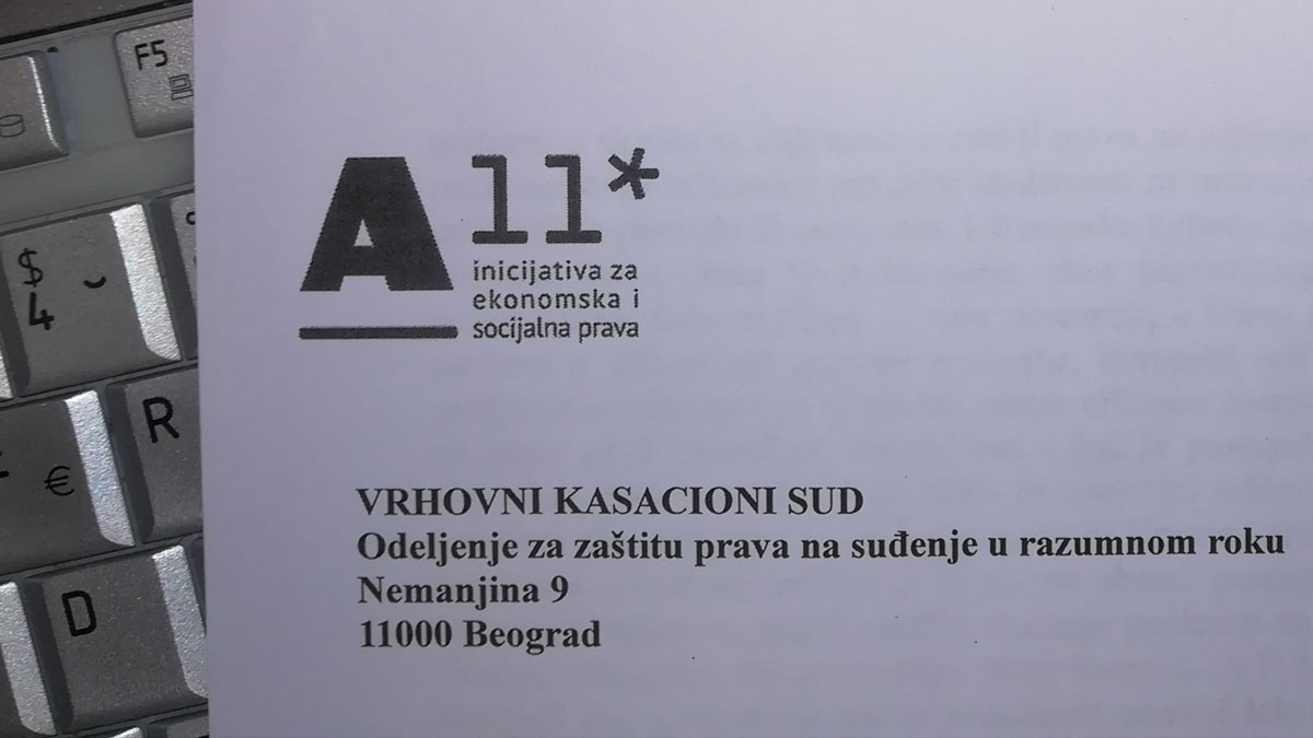 Serbian citizens without protection from the inefficient conduct of administrative bodies